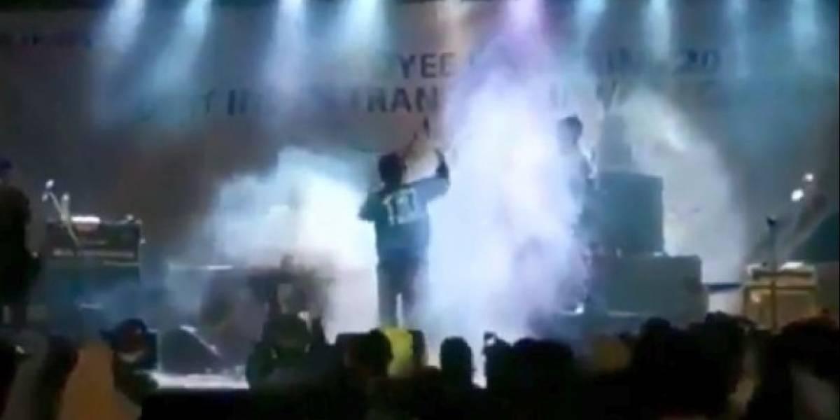 Integrantes de la banda 'Seventeen' fallecieron por tsunami en Indonesia