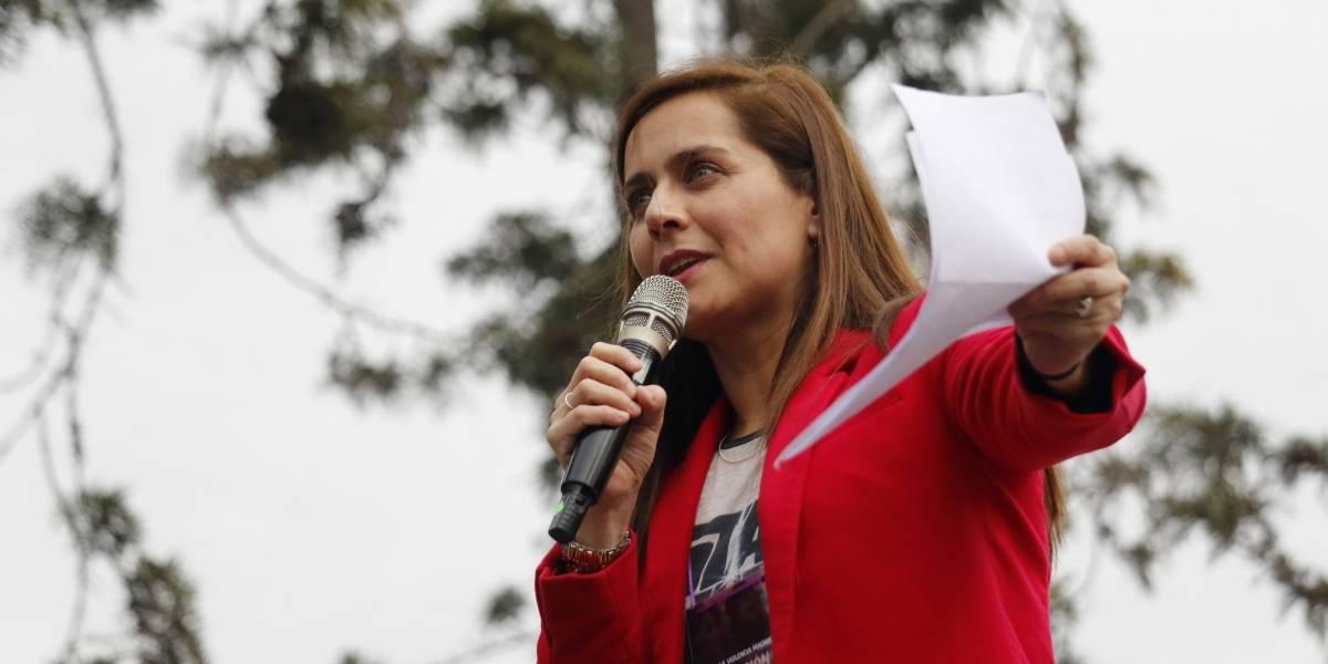 """""""¡Que le vaya lindo!"""": el mensaje que Natalia Valdebenito envía al Flaco que debuta en solitario en Viña"""