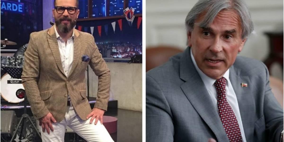 "Polaco Goldberg con todo contra Iván Moreira: ""Es un imbécil... debió haber estado en la cárcel dos veces"""