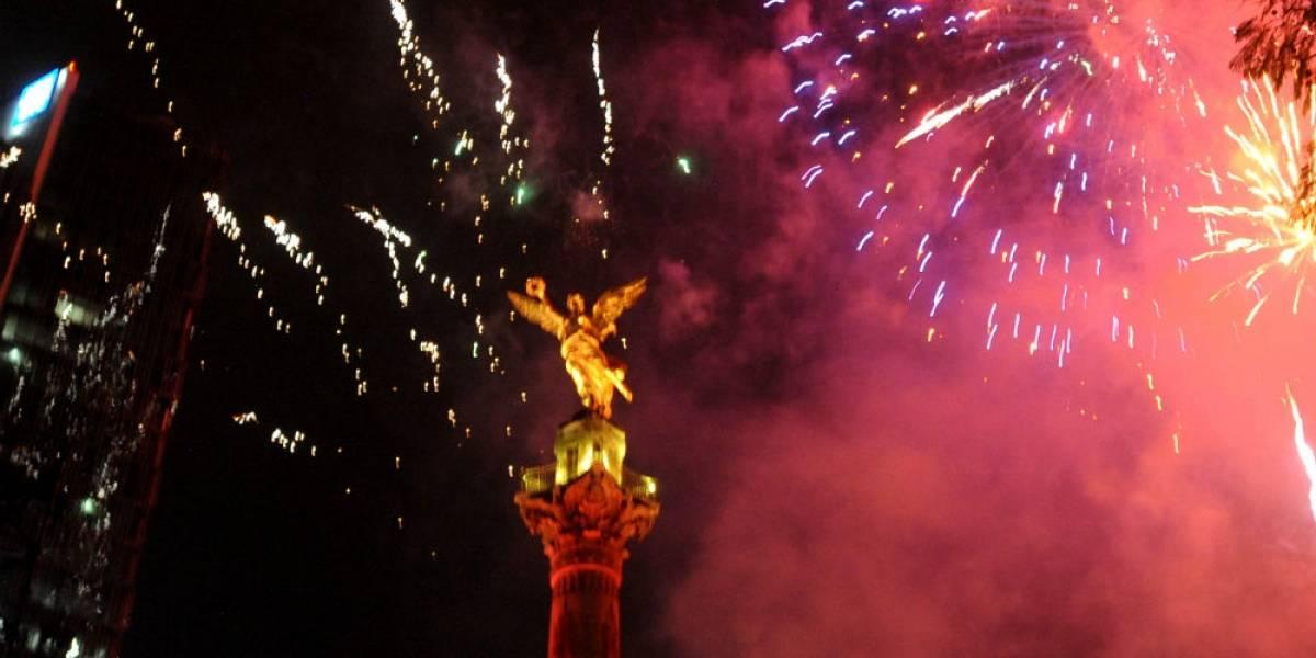 No habrá pirotecnia en festejo de Año Nuevo en la CDMX
