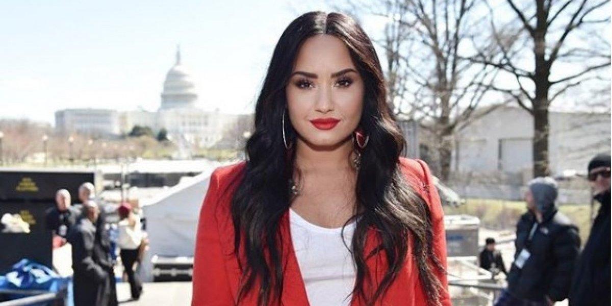 Demi Lovato reaparece y sorprende con fuerte mensaje relacionado con su sobredosis
