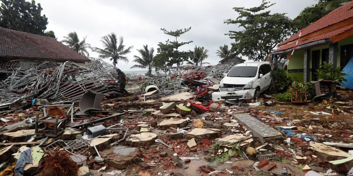 Lo sentimos: Autoridades indonesias reconocen haber informado que no había tsunami