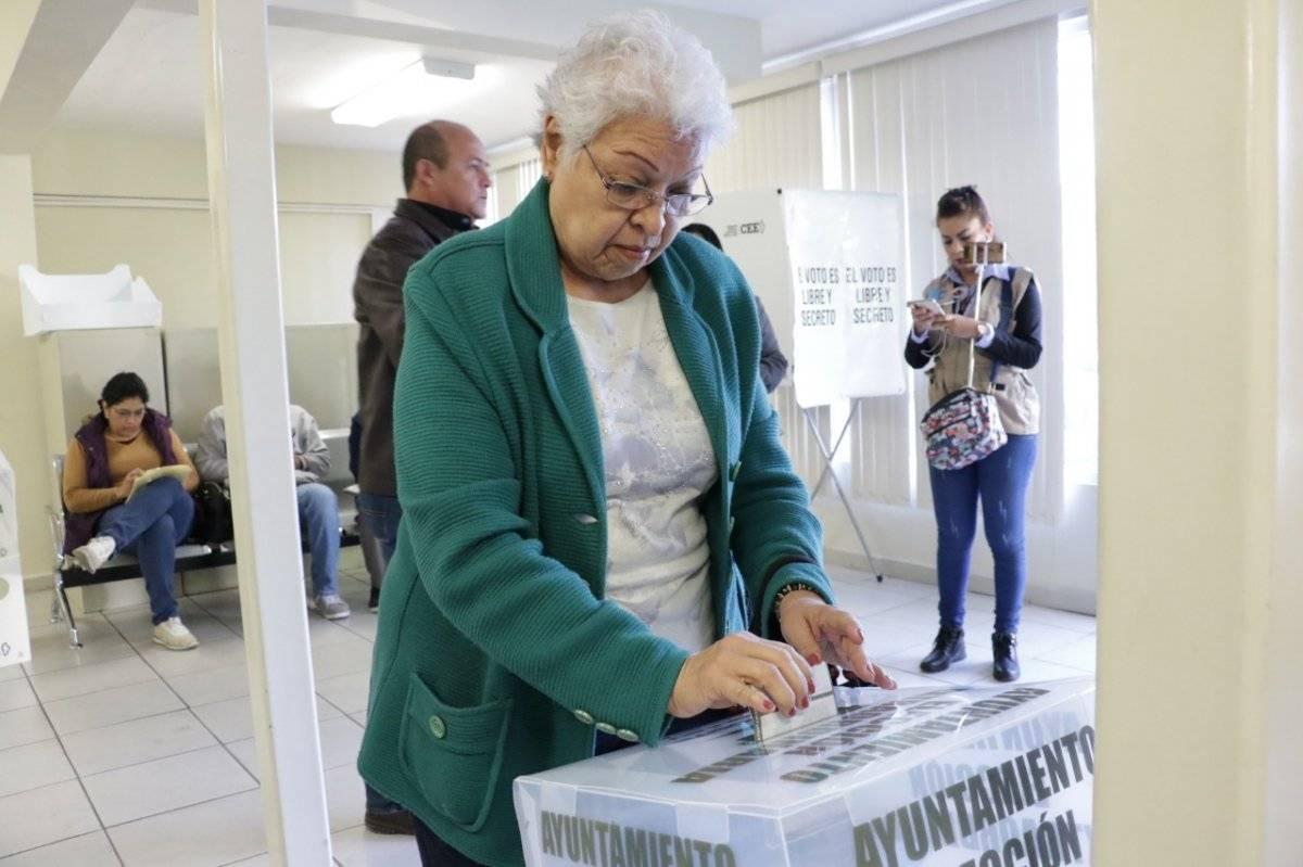 El pasado 31 de octubre se anuló la elección y se fijó nueva fecha para este domingo 23. Foto: Israel Salazar