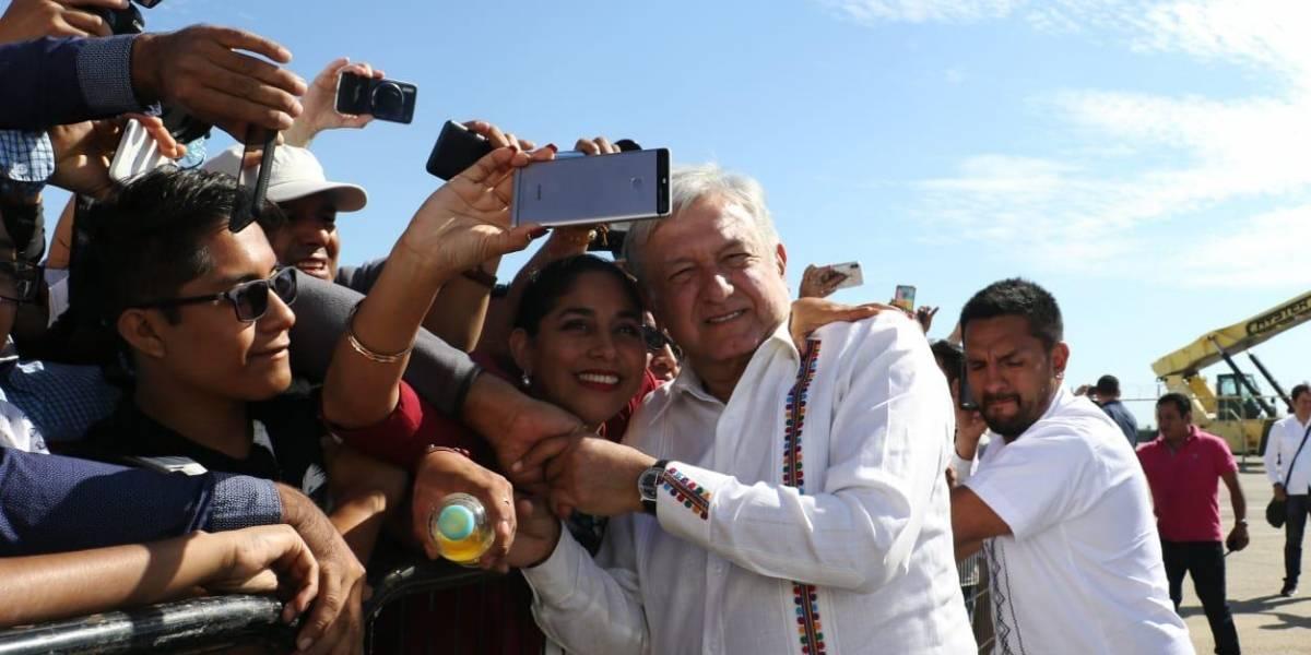 AMLO convoca a empresarios mexicanos a invertir en Istmo