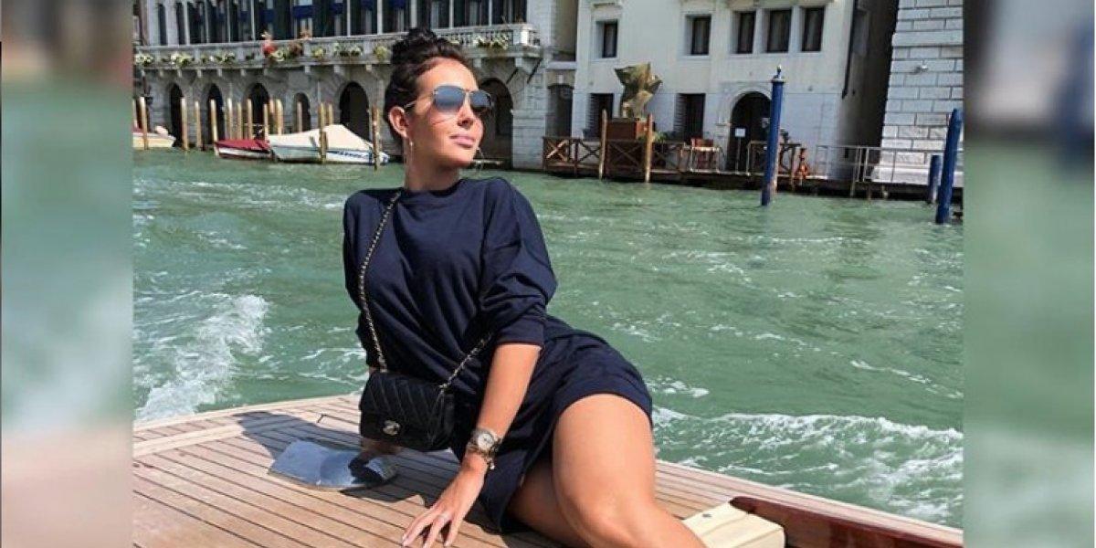 FOTOS. Georgina Rodríguez, más sexy que nunca en Italia