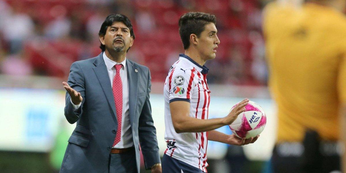 Chivas desmiente convenio con TV Azteca
