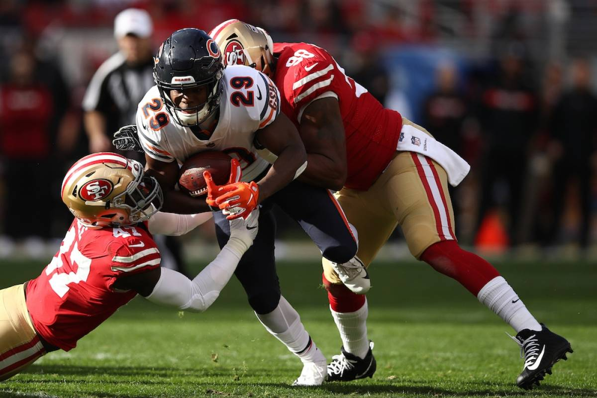 Bears 14-9 49ers / Getty Images