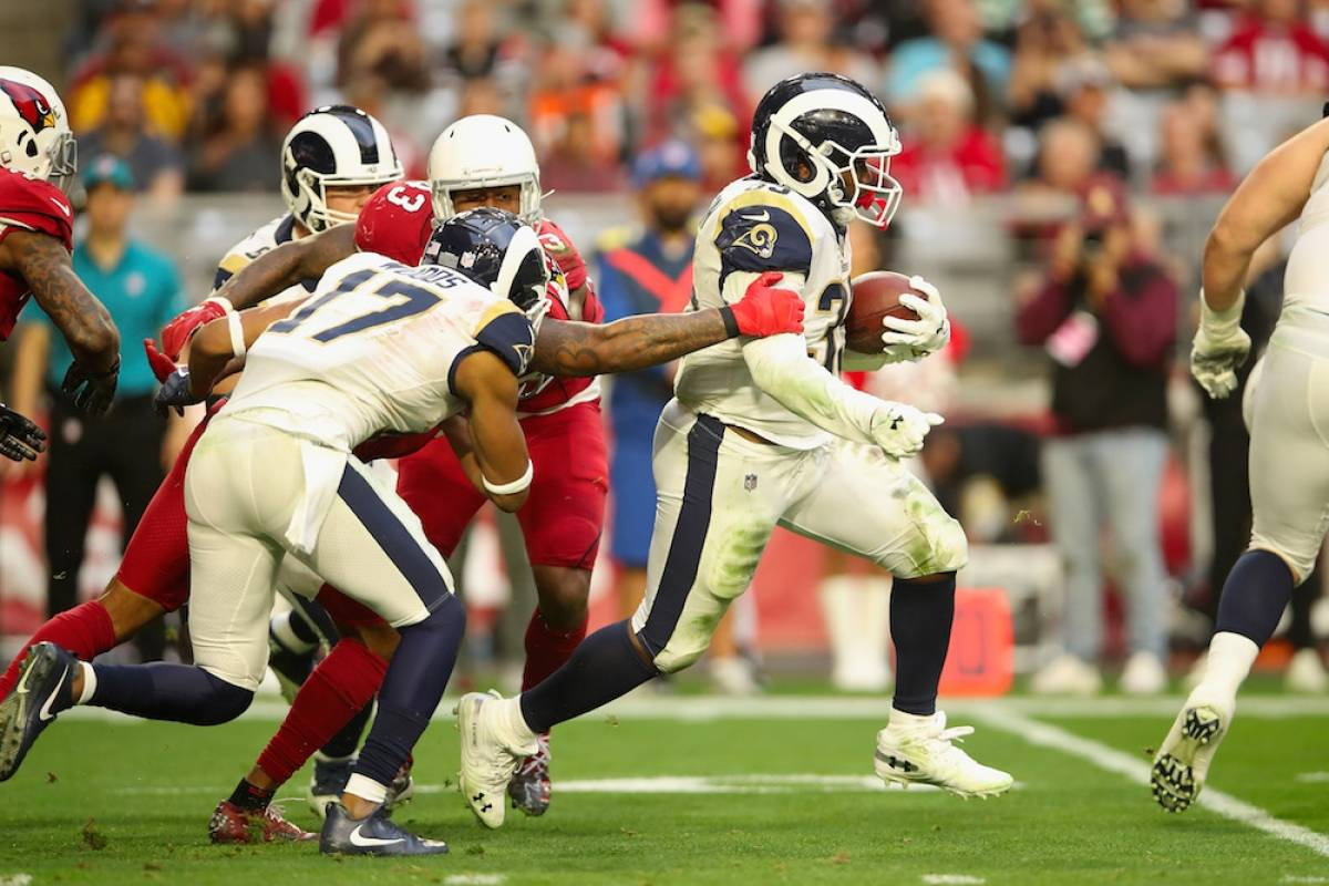 Rams 31-9 Cardinals / Getty Images