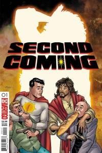 Jesucrito en DC Comics.