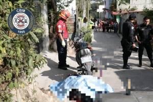 Niño murió baleado en Canalitos
