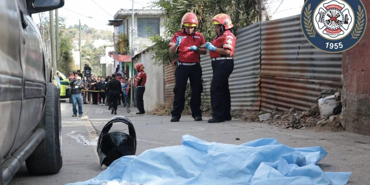 Asesinan a balazos a niño de 2 años en Canalitos