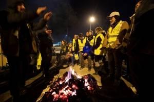 "Juez libera a líder de los ""chalecos amarillos"""