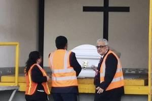 Repatrian restos de Jakelin Caal