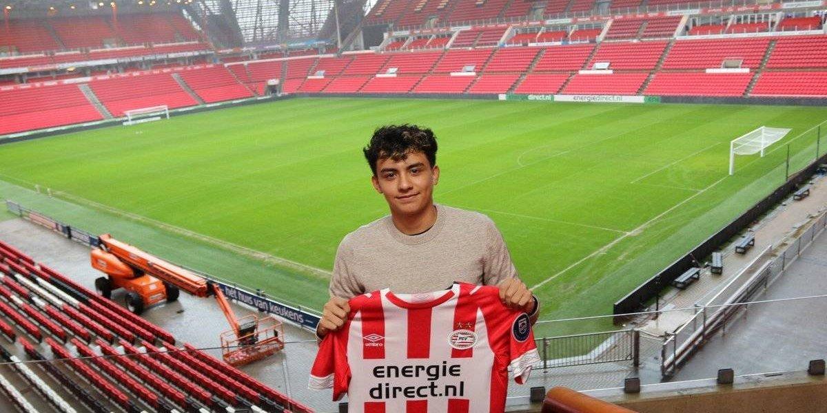 PSV anuncia la contratación de otro jugador mexicano