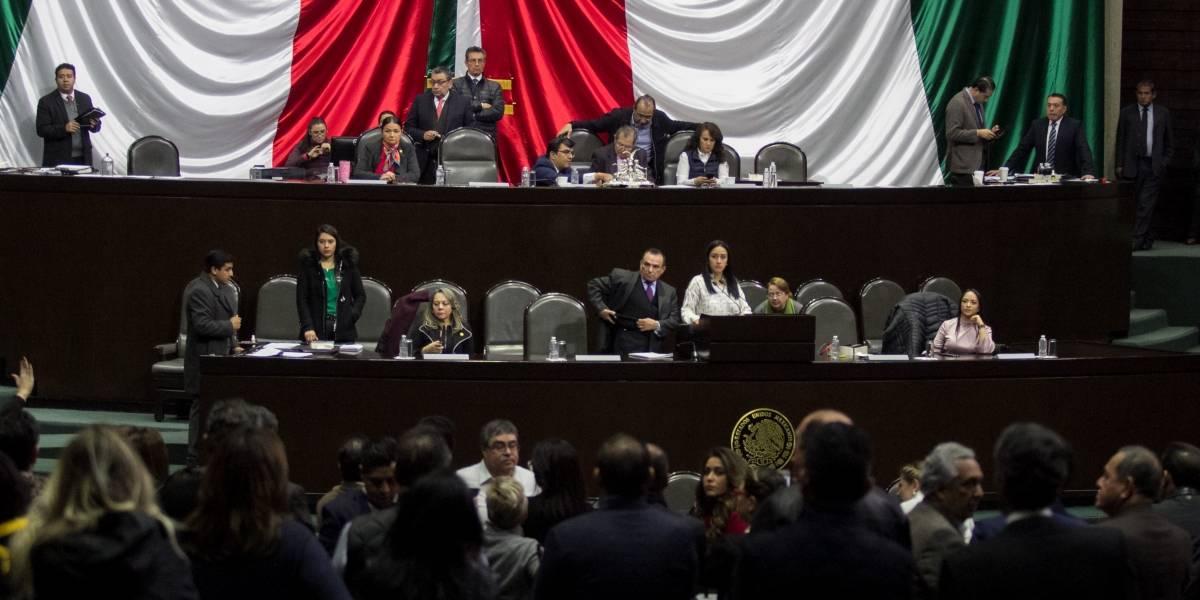 Diputados posponen discusión del Presupuesto de Egresos 2019