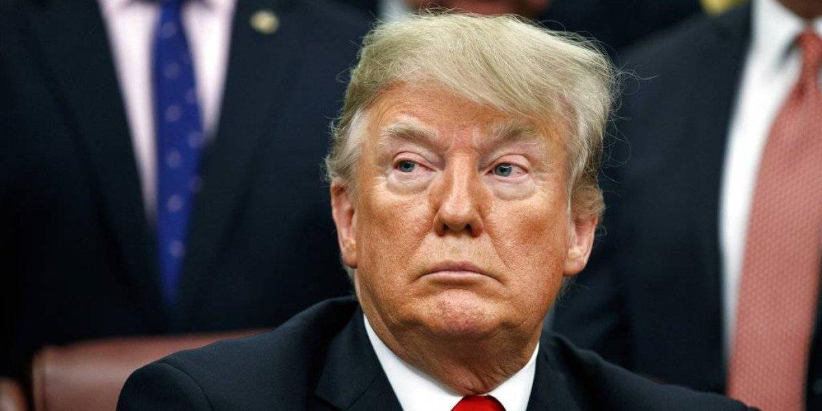 Trump afirma que aceptaría el financiamiento para un muro fronterizo