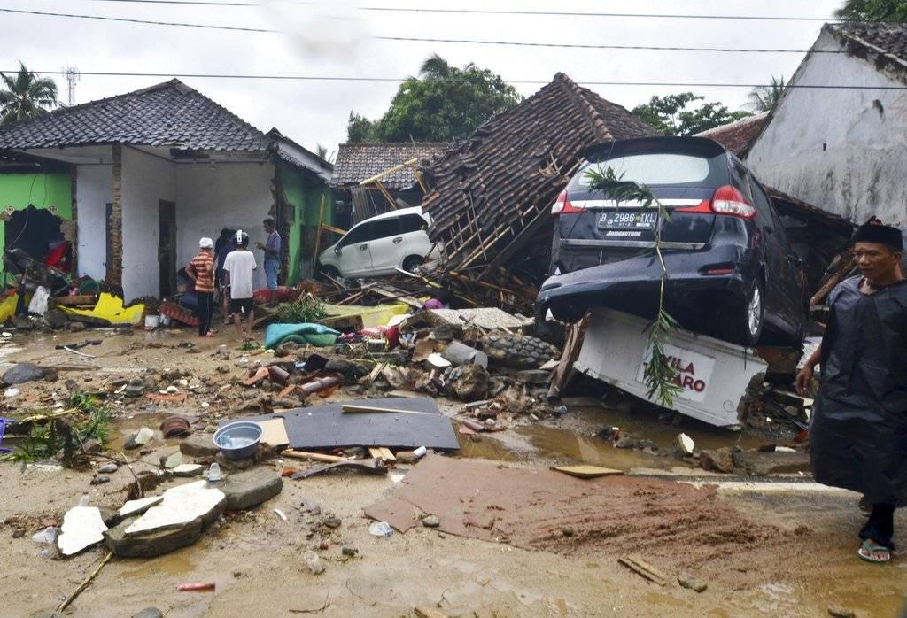 Todas las víctimas son indonesias y el número podría incrementarse. Foto: AP