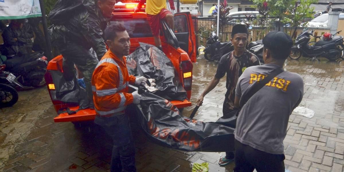 Tras tsunami en Indonesia, admiten que carecen de un sistema de alerta