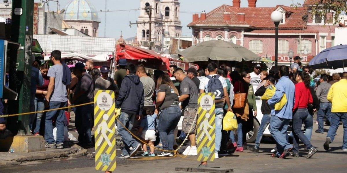 """Compras de Navidad """"roban"""" votantes a elección extraordinaria de Monterrey"""
