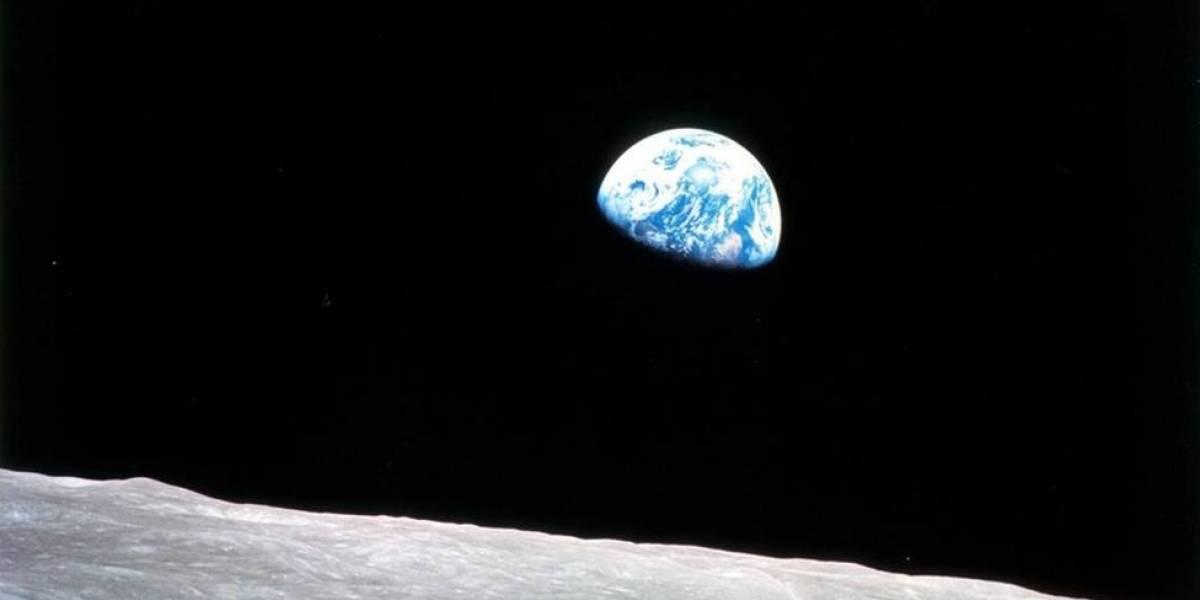 """50 aniversario de Earthrise: """"Fuimos a explorar la Luna y descubrimos la Tierra"""""""
