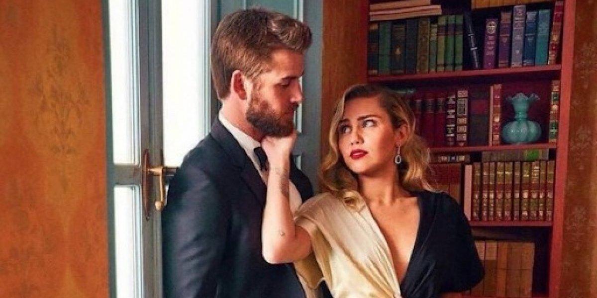 ¿Se casaron? La imagen que delataría a Miley Cyrus y Liam Hemsworth