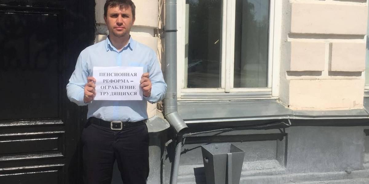 """Diputado ruso vivió un mes con el sueldo mínimo porque quería conocer """"la realidad"""""""