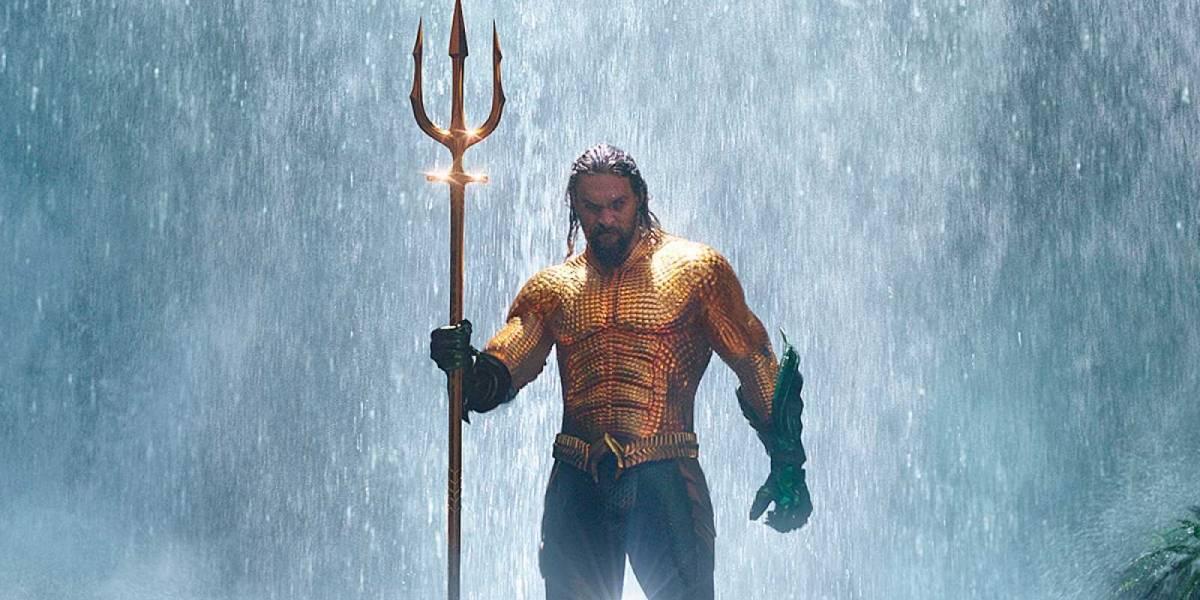 'Aquaman' encabeza la taquilla en EEUU