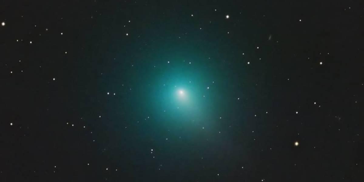 Nuevo cometa se acercará a la Tierra en los próximos días