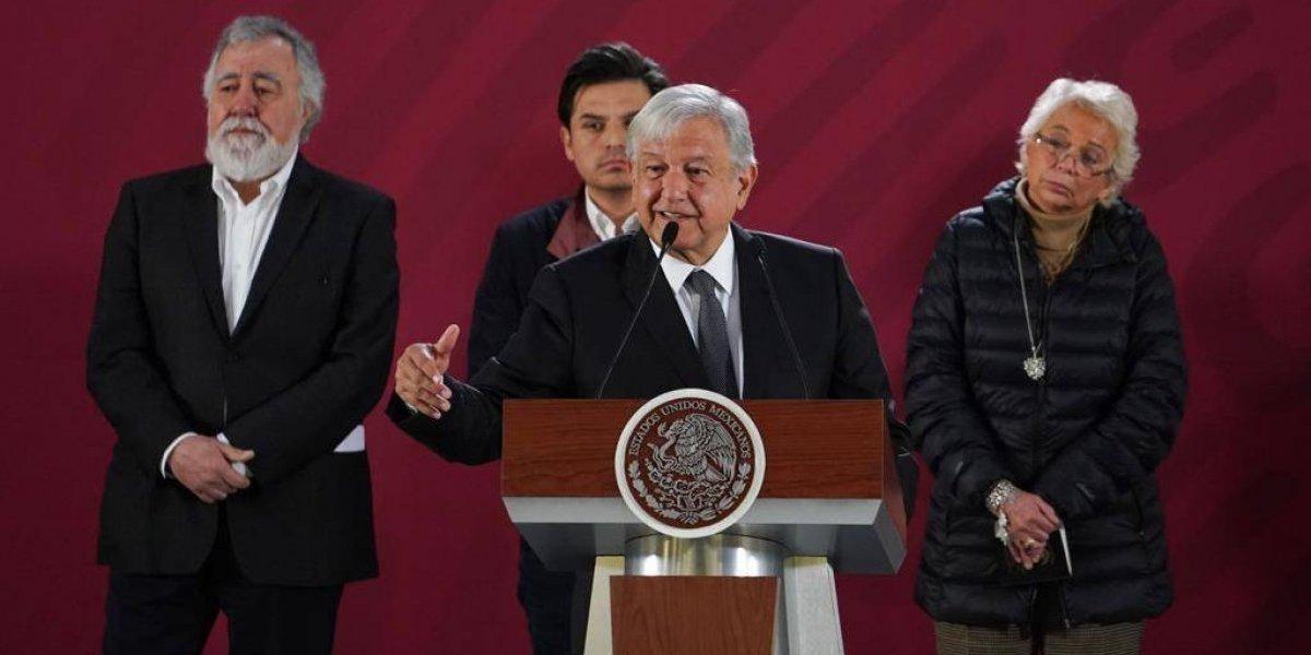 Feliz Navidad a mexicanas y mexicanos: López Obrador