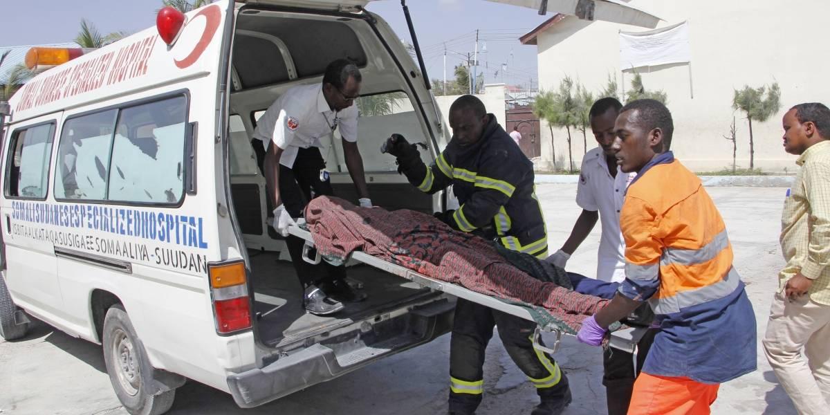 26 muertos tras explosiones en Somalia