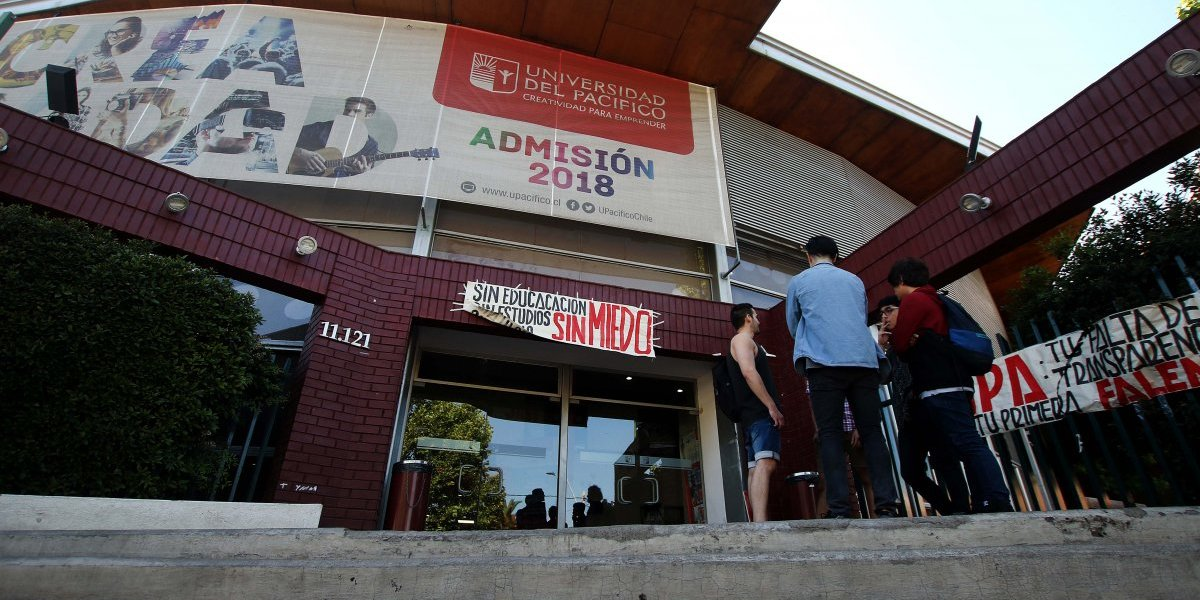 Reubicación para mil alumnos: cuatro instituciones acogerán a damnificados por la crisis de la Universidad del Pacífico