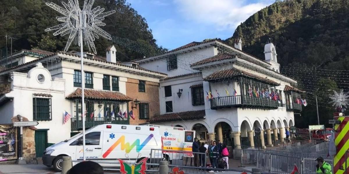 Sigue en investigación la falla técnica que provocó accidente del teleférico en Monserrate