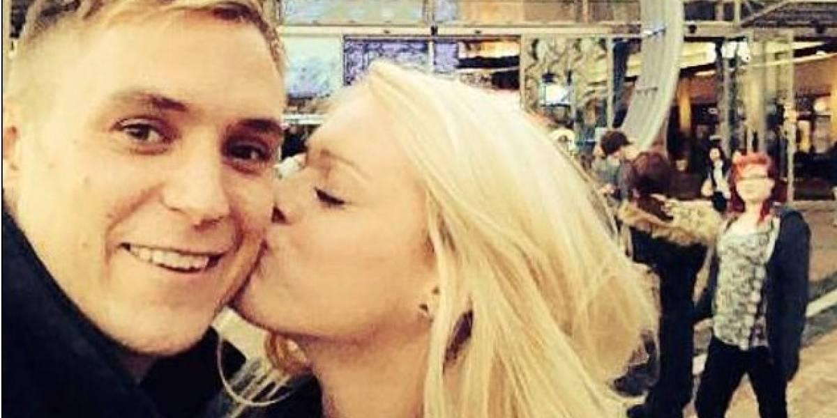 """""""No podría soportar vivir sin él"""": mujer se quita la vida hora después que su novio muriera arrollado por repartidor de pizzas"""