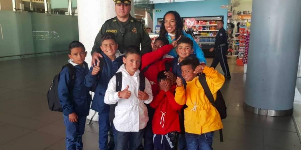 Más de 700 niños del Idipron viajaron para conocer el mar