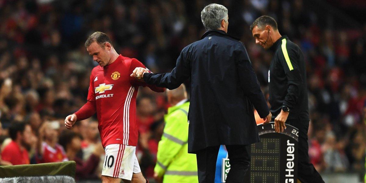 """Rooney reveló el mal ambiente que existía en el United con Mourinho: """"Ni las cocineras estaban disfrutando"""""""