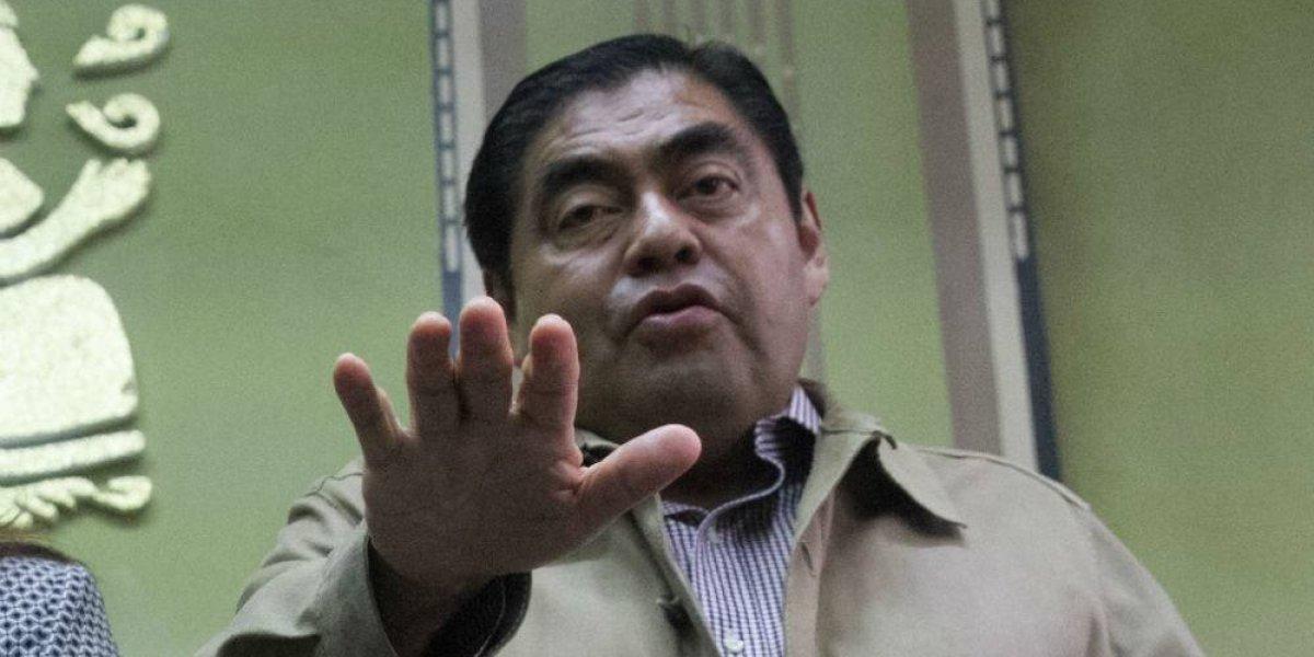 #Política Confidencial Miguel Barbosa afina estrategia para gubernatura de Puebla