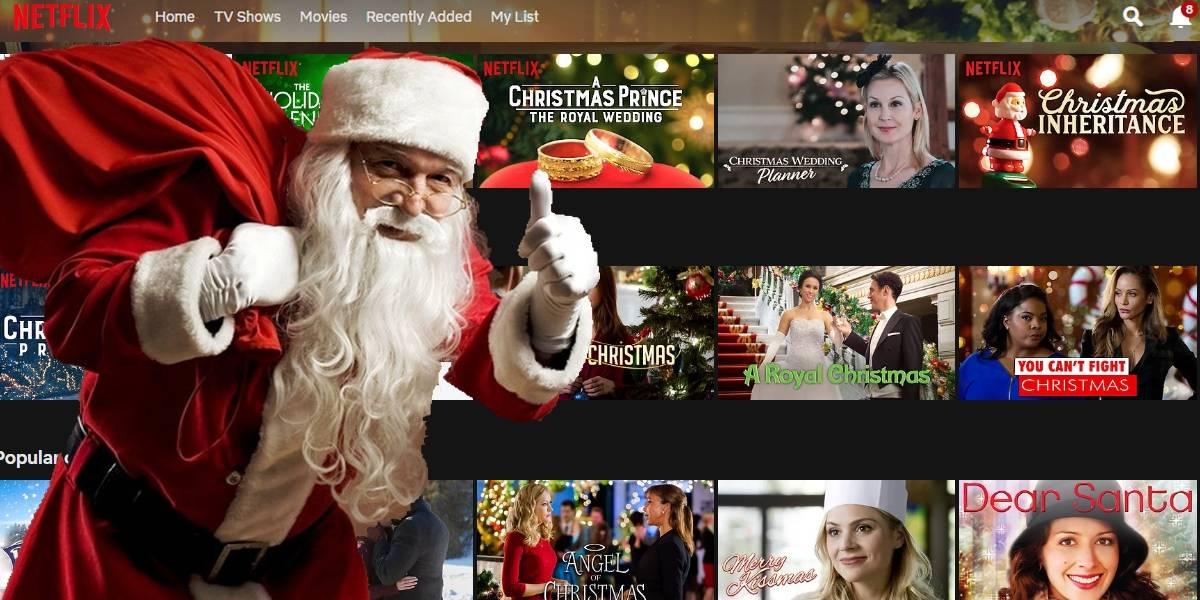 Feliz Navidad: aquí los códigos para ver todas las películas navideñas en Netflix