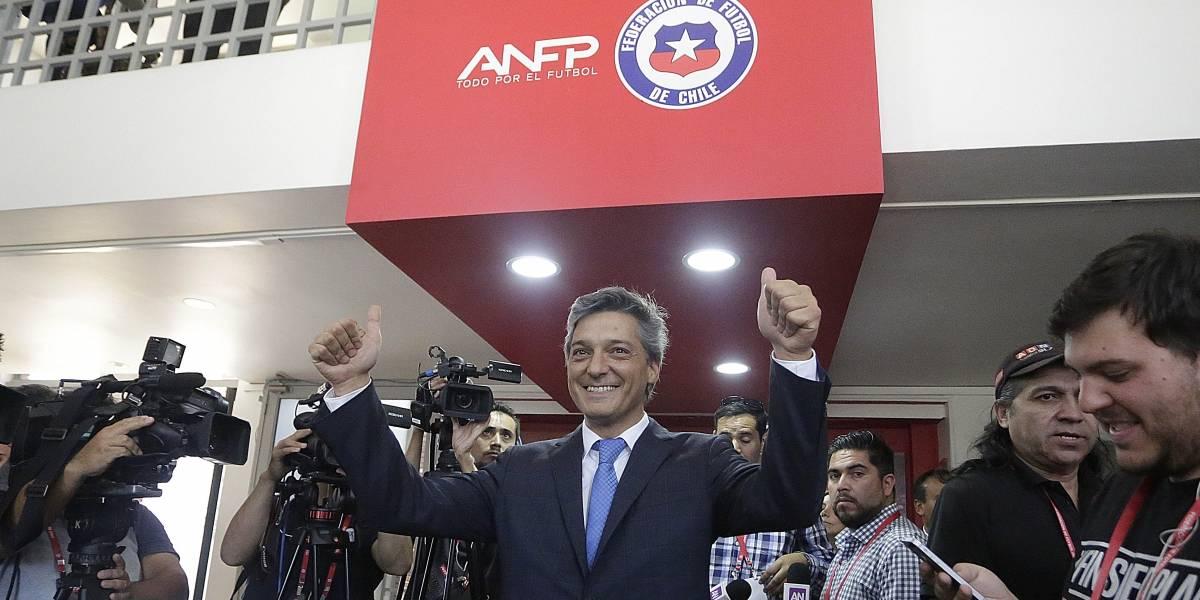 Clubes chilenos intentarán impugnar la elección de Sebastián Moreno como presidente de la ANFP