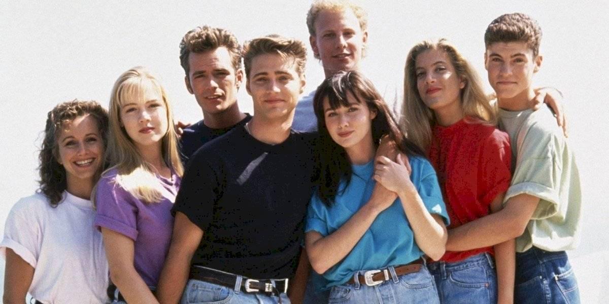 Muere actor de 'Beverly Hills 90210'