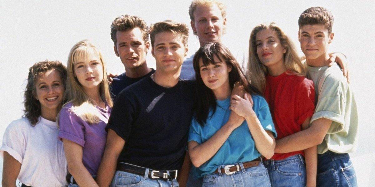 Después de Luke Perry, muere otro actor de Beverly Hills 90210