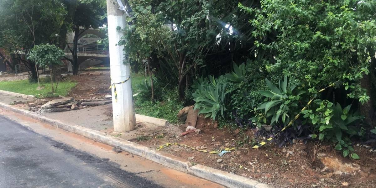 Homem morre eletrocutado ao tentar furtar fios na Vila Prudente