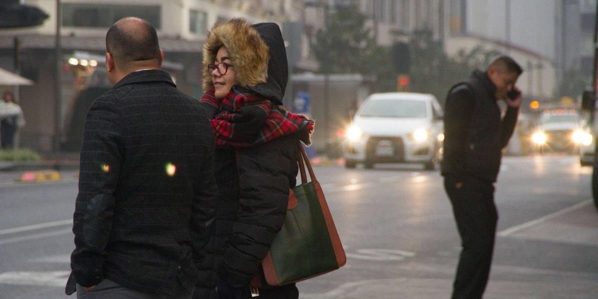 Frente frío 19 dejará de afectar al país, pero se mantendrán heladas
