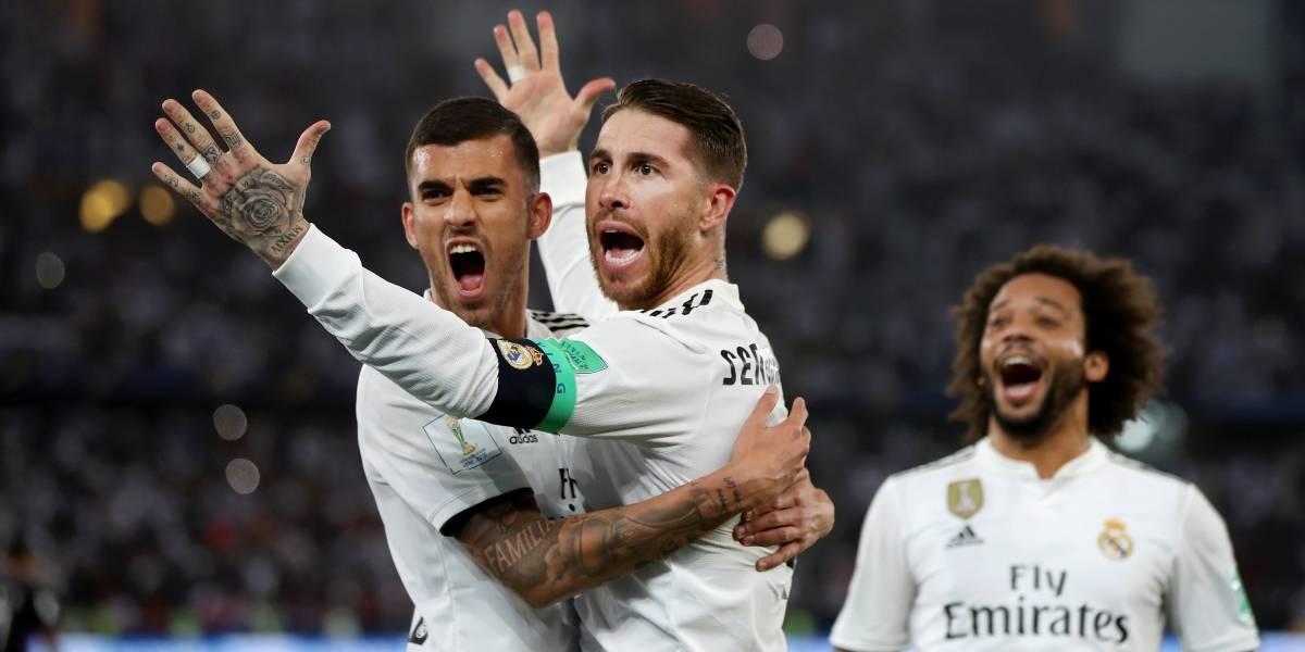 Real Madrid cierra el año en la cima del ranking UEFA