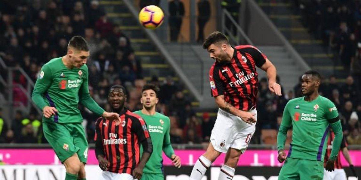 El AC Milan comienza una batalla contra las sanciones de la UEFA