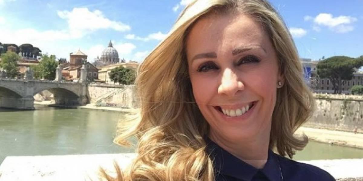 """Atala Sarmiento confirma el desplante que le hicieron Legarreta y Montijo en """"Hoy"""""""