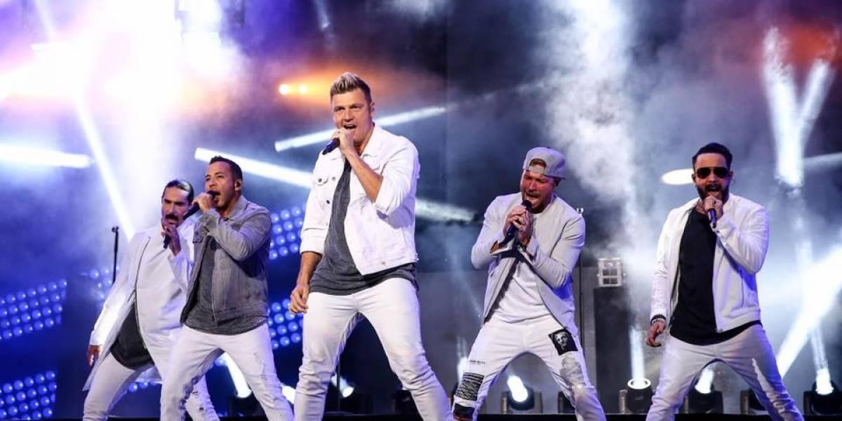 Backstreet Boys completa 25 anos com novo disco