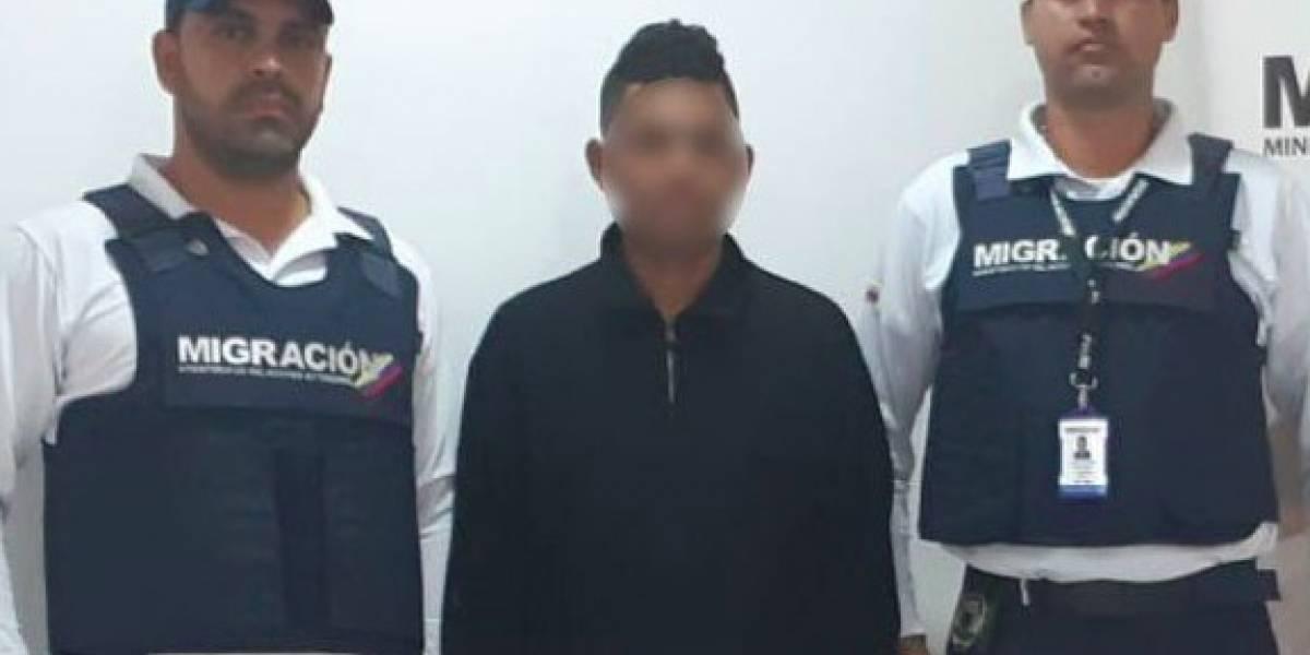 Detienen en Colombia a venezolano acusado de matar a 15 personas en su país