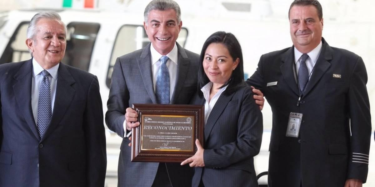 Puebla recibió certificación en seguridad aérea antes de accidente de Alonso