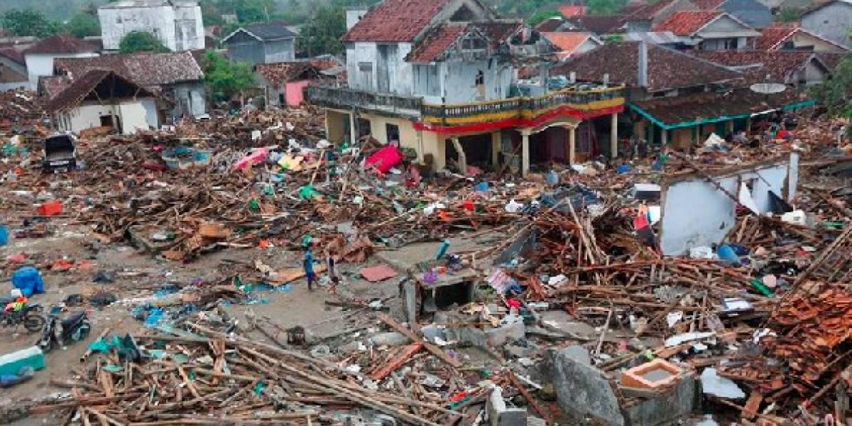 Tragedia en Indonesia: cifra de muertos se eleva a 429