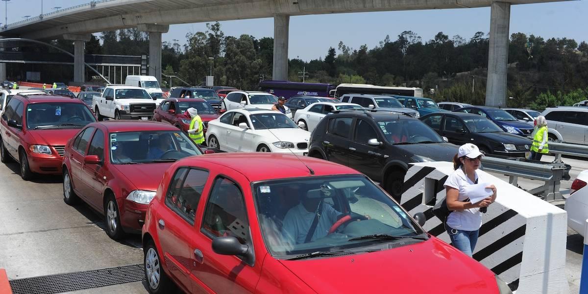 Instalan detector de autos robados en la México-Cuernavaca